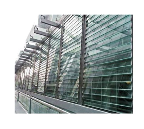 glass louvers  aluminum frame hot sale