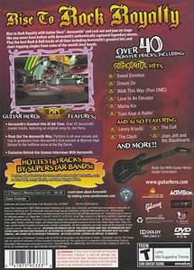 Guitar Hero Aerosmith Box Shot For Playstation 2 Gamefaqs
