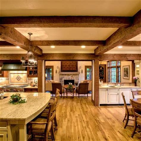 Ceiling Beams Design Ideas, Pictures, Remodel, and Decor