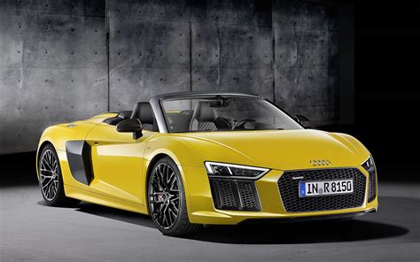 2019 Audi R8 V10 Spyder Specs, Price And Release Date