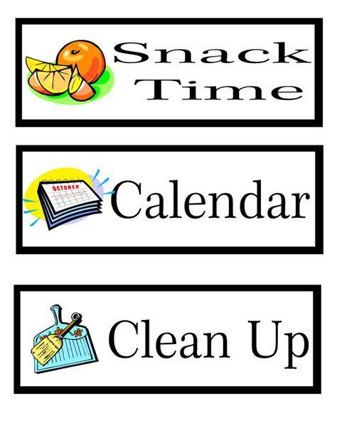 preschool schedule cards preschool schedule picture cards daily visual schedule 882