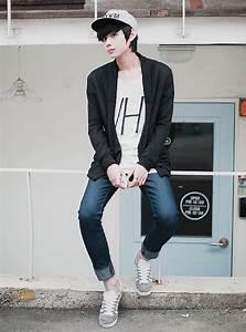 #ulzzang #asian #korean #fashion #boy #hanyoung | Korean Ulzzang/Fashion | Pinterest | Ulzzang ...