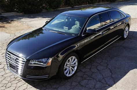 Used Audi by Used 2013 Audi Audi A8l For Sale Ws 10005 We Sell Limos