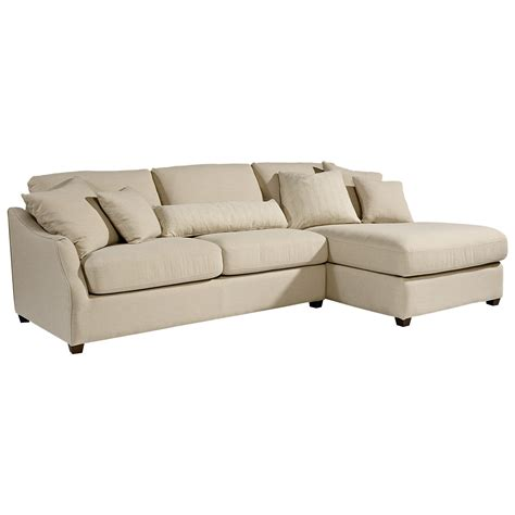 joanna gaines sectional sofas magnolia home by joanna gaines homestead sofa chaise with