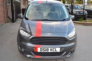 Used Ford Transit Courier Sport Tdci 95ps 1 5 For Sale