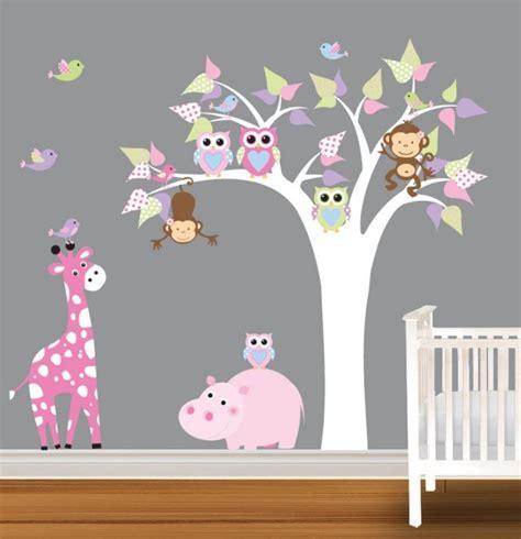 theme deco chambre bebe décoration chambre bébé 31 idées originales thème hibou