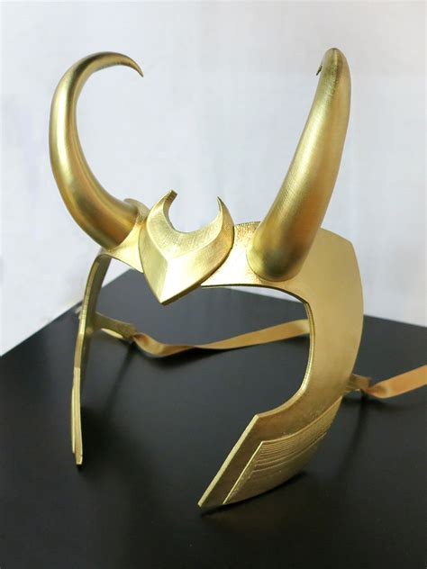 Aoa Loki Mask From Stark Enterprises Ltd Cosplay Refs