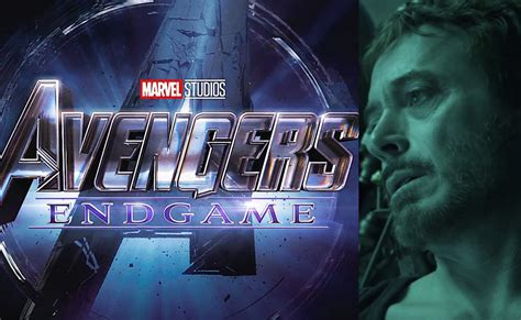 Endgame' Title Was Actually Leaked Back In June