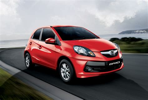 honda brio facelift to be launched in india in 2017 report