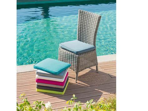 galette de chaise de jardin galette de chaise de jardin 40 x 40 cm
