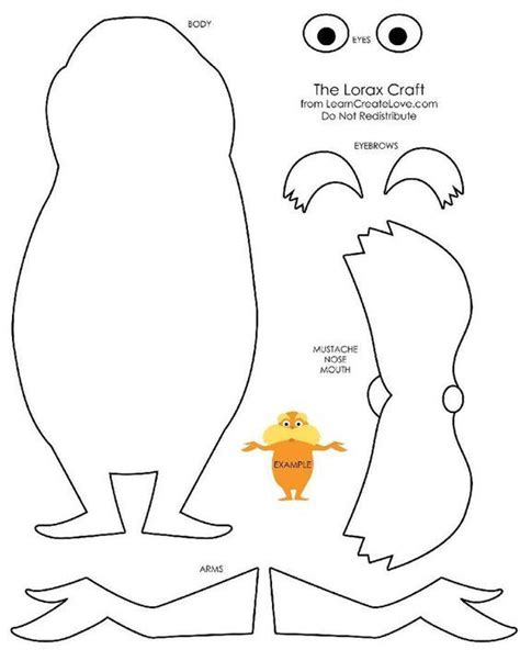 lorax coloring page a bit of everything 748 | 8dc77e5a0849534e7a370809b7bd9eaf