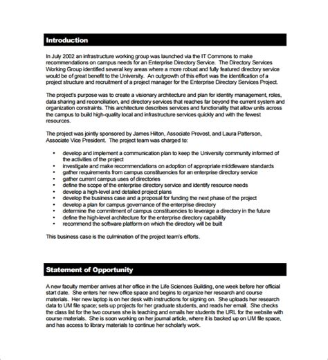 business proposal template    documents