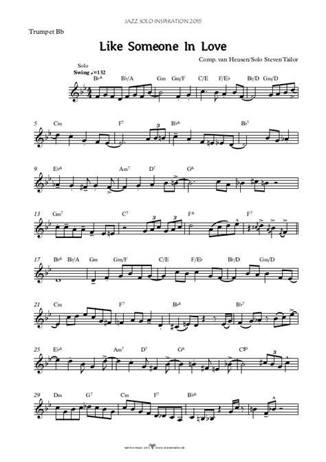 love solomelodie trompete  dur