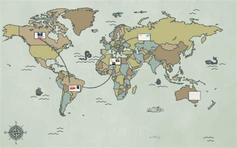 Ziemeļamerika ir trešais lielākais kontinents pēc platības ...