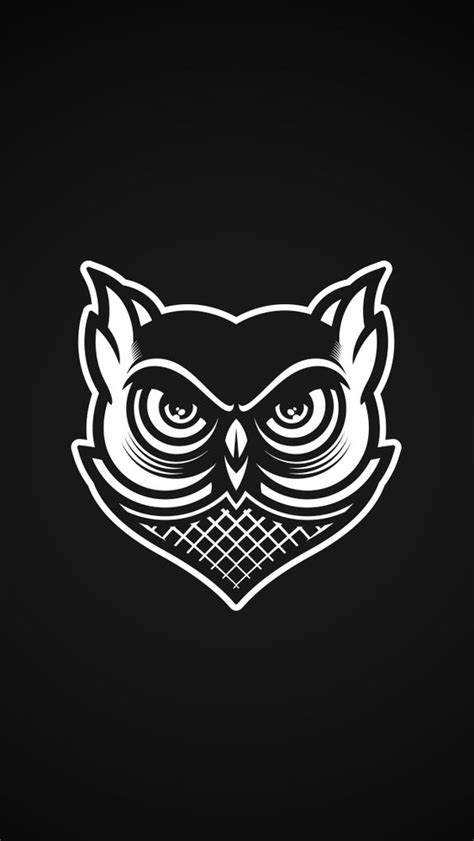 black owl wallpaper gallery