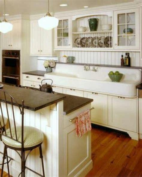 farmhouse kitchens love this long farmhouse sink my kitchen style pinterest