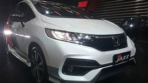 Honda Jazz Rs Cvt  2017 Facelift  First Impression Review