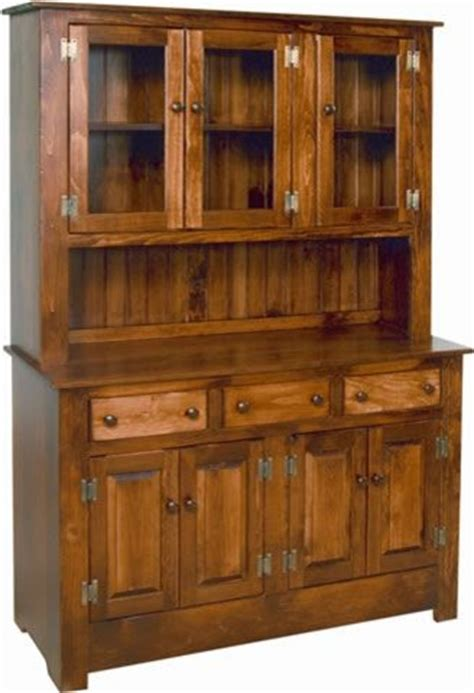 woodwork wood hutch and buffet pdf plans