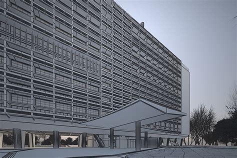 3D Unite d Habitation Marseille | CGTrader