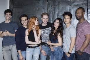 Shadowhunters TV Show Cast