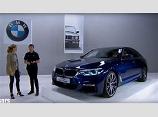 New 2017 BMW 5 Series Hands On Sneak Preview