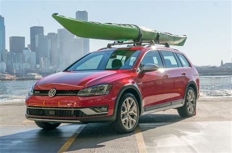 2017 Volkswagen Golf Alltrack Alternative To The Subaru