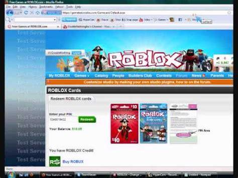 redeem  roblox card   test site   bc