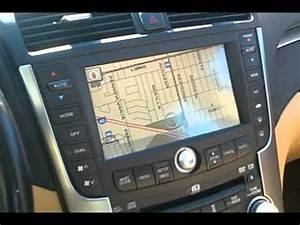 Acura Tl 2005 Interior Features Explained