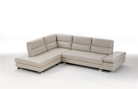 contemporary italian leather sectional sofas fortunatto italian leather modern sectionals