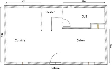 lit mezzanine 2 places avec canapé plans de la maison le couvepenty location de vacances