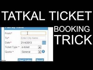 Railway Ticket Booking Service Process Flow   Doovi