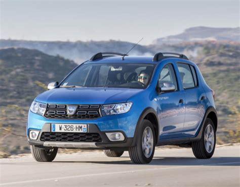 Dacia Sandero Sandero Stepway And Logan Mcv 2017 Price Specs And Buying Guide Cars