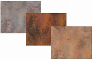 Metallic Farben Für Die Wand : vlies tapete patina stein wand grau kupfer rost braun antik optik beton kaufen bei joratrend e k ~ Markanthonyermac.com Haus und Dekorationen