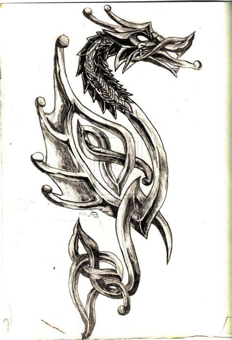 amazing celtic dragon tattoo designs tattoo bodyartcom