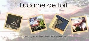Lucarne De Toit : lucarne de toit pour am nagement des combles ~ Melissatoandfro.com Idées de Décoration