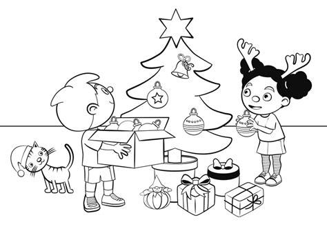 Kleurplaat Pompoem by Kleurplaat Pompom Kerst