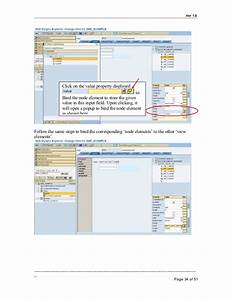 Step By Step Guide To Basic Web Dynpro Abap