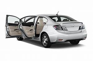 Honda Civic Hybride : 2014 honda civic hybrid reviews and rating motor trend ~ Gottalentnigeria.com Avis de Voitures