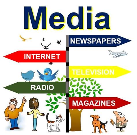 What Is Media? Definition And Meaning  Market Business News