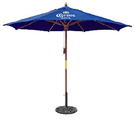 custom printed promotional personalized patio umbrellas