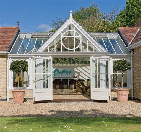 single houses bespoke conservatories