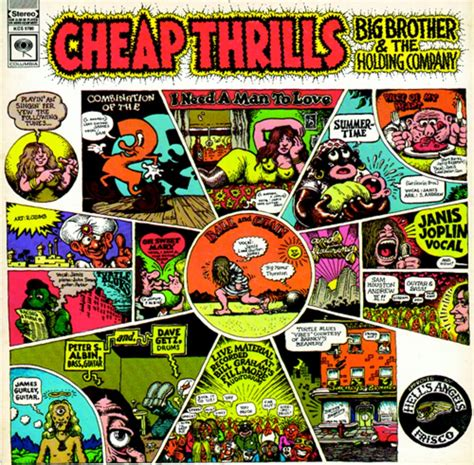 'cheap Thrills,' Big Brother & The Holding Company 'r