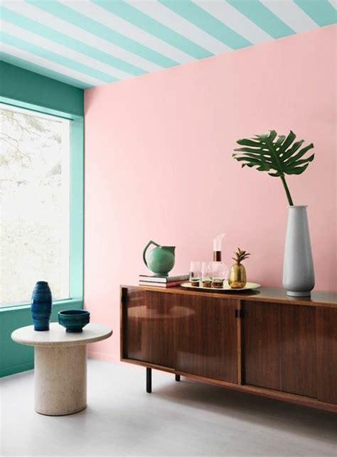 chambre flottante la couleur saumon les tendances chez les couleurs d