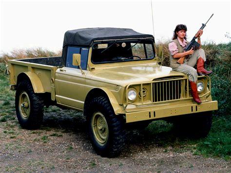 kaiser jeep  military truck  classic pickup  wallpaper