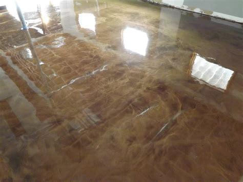 Concrete Basement Epoxy Floor Dublin Ohio   Epoxy Flooring