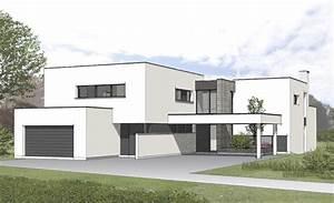 awesome photos de maisons modernes with maison cubique With awesome plan de maison cubique 10 la maison cube