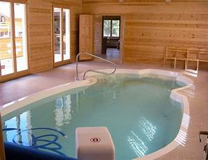 Small indoor pool designs pool design ideas for Indoor swimming pool design ideas