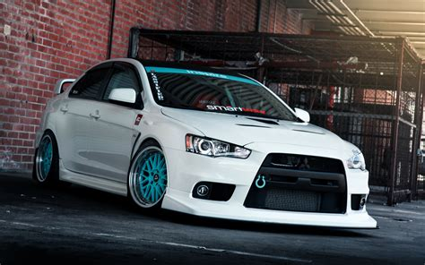 Mitsubishi Tuning by Mitsubishi Mitsubishi Lancer Evo Tuning Car Wallpapers