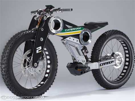 e bike caterham launches motorcycle division motorcycle usa