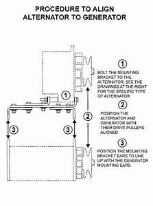 New 12 Volt Conversion Alternator Kit  4 Or 6 Cyl  Fits 41